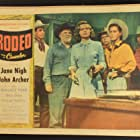 Wallace Ford and Jane Nigh in Rodeo (1952)