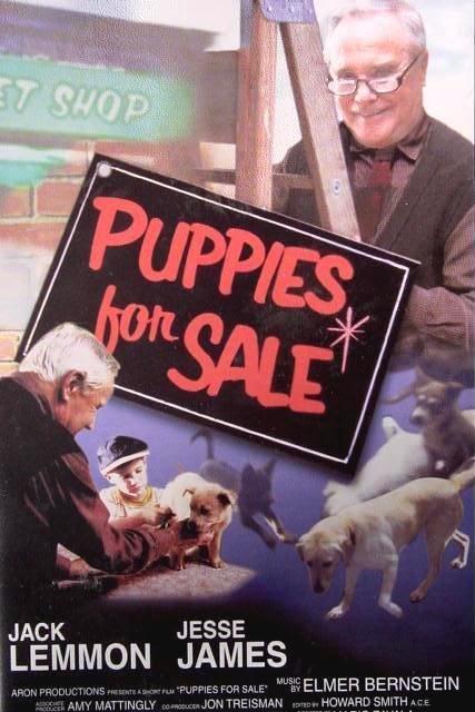 دانلود زیرنویس فارسی فیلم Puppies for Sale