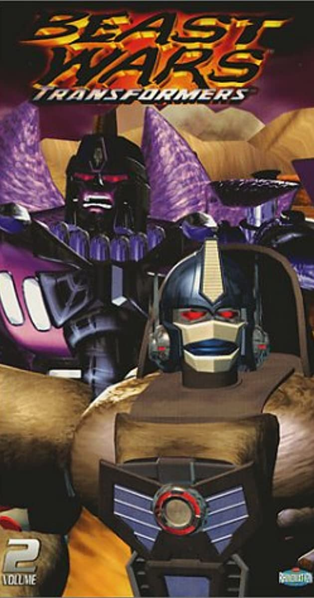 Beast Wars: Transformers (TV Series 1996–1999) - IMDb