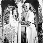 Ann Blyth and Vic Damone in Kismet (1955)