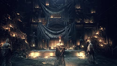 Dark Souls III: Accursed Trailer