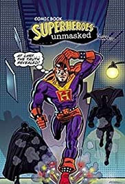 Comic Book Superheroes Unmasked Poster