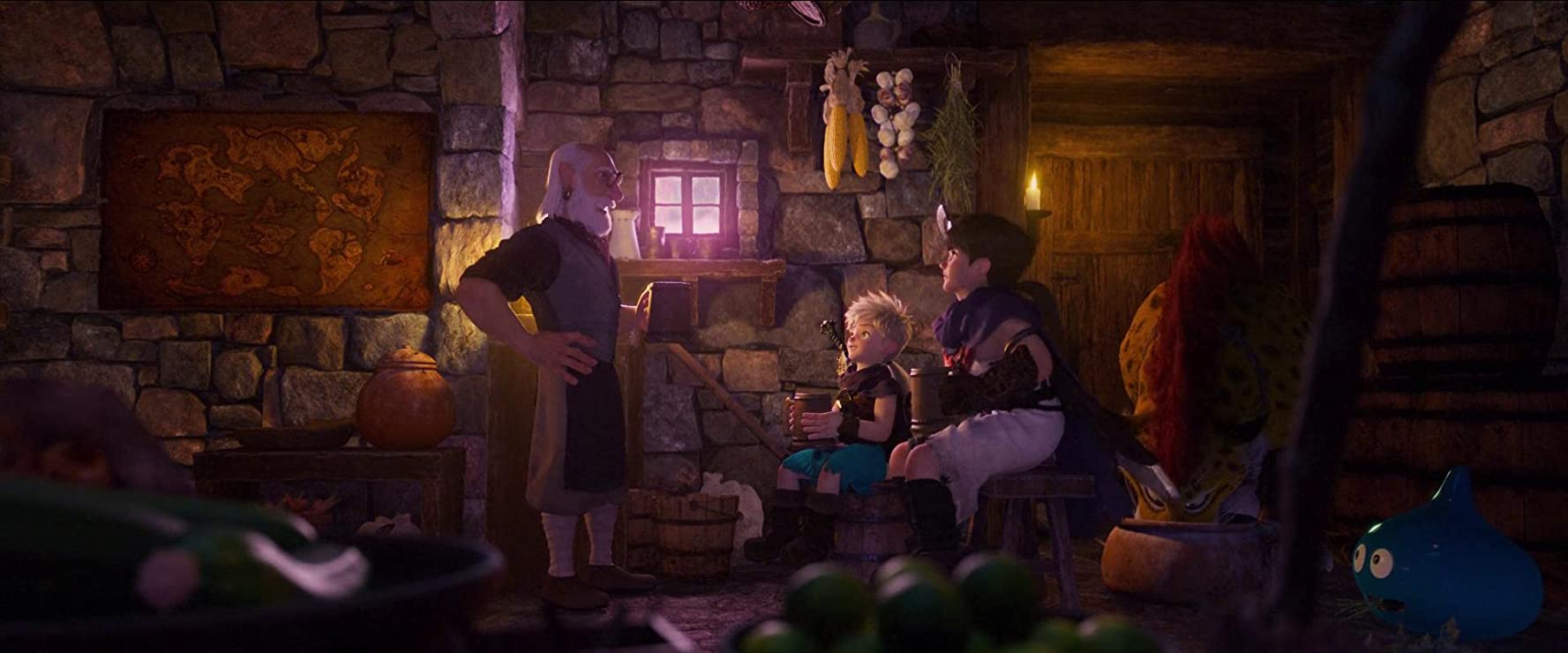 FILM - Dragon Quest: Your Story (2019)