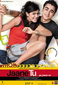 Genelia D'Souza and Imran Khan in Jaane Tu... Ya Jaane Na (2008)