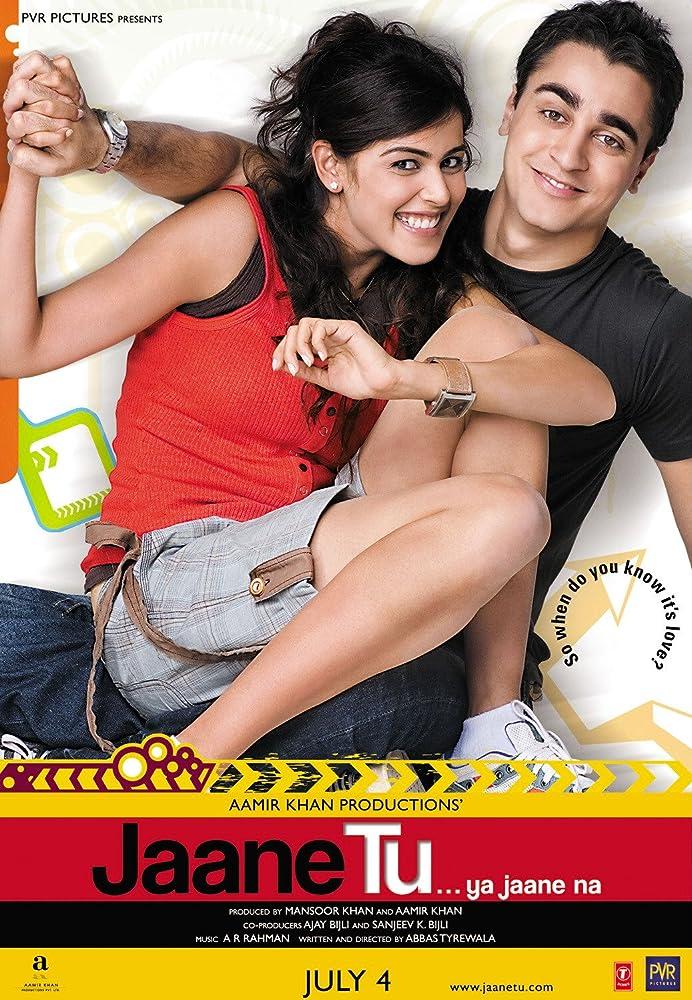 Jaane Tu…Ya Jaane Na 2008 Hindi Movie 720p BluRay 1GB ESubs