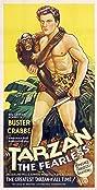 Tarzan the Fearless (1933) Poster