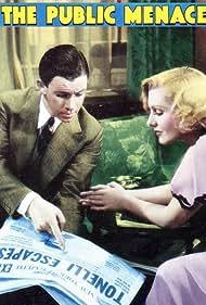 Jean Arthur and George Murphy in The Public Menace (1935)