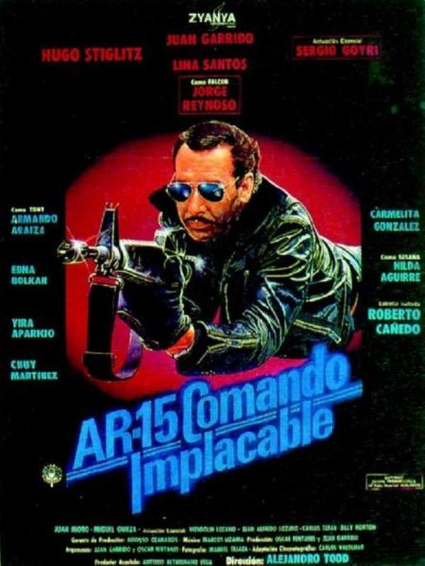 AR-15: Comando implacable ((1988))