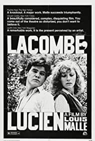 Pierre Blaise and Aurore Clément in Lacombe Lucien (1974)