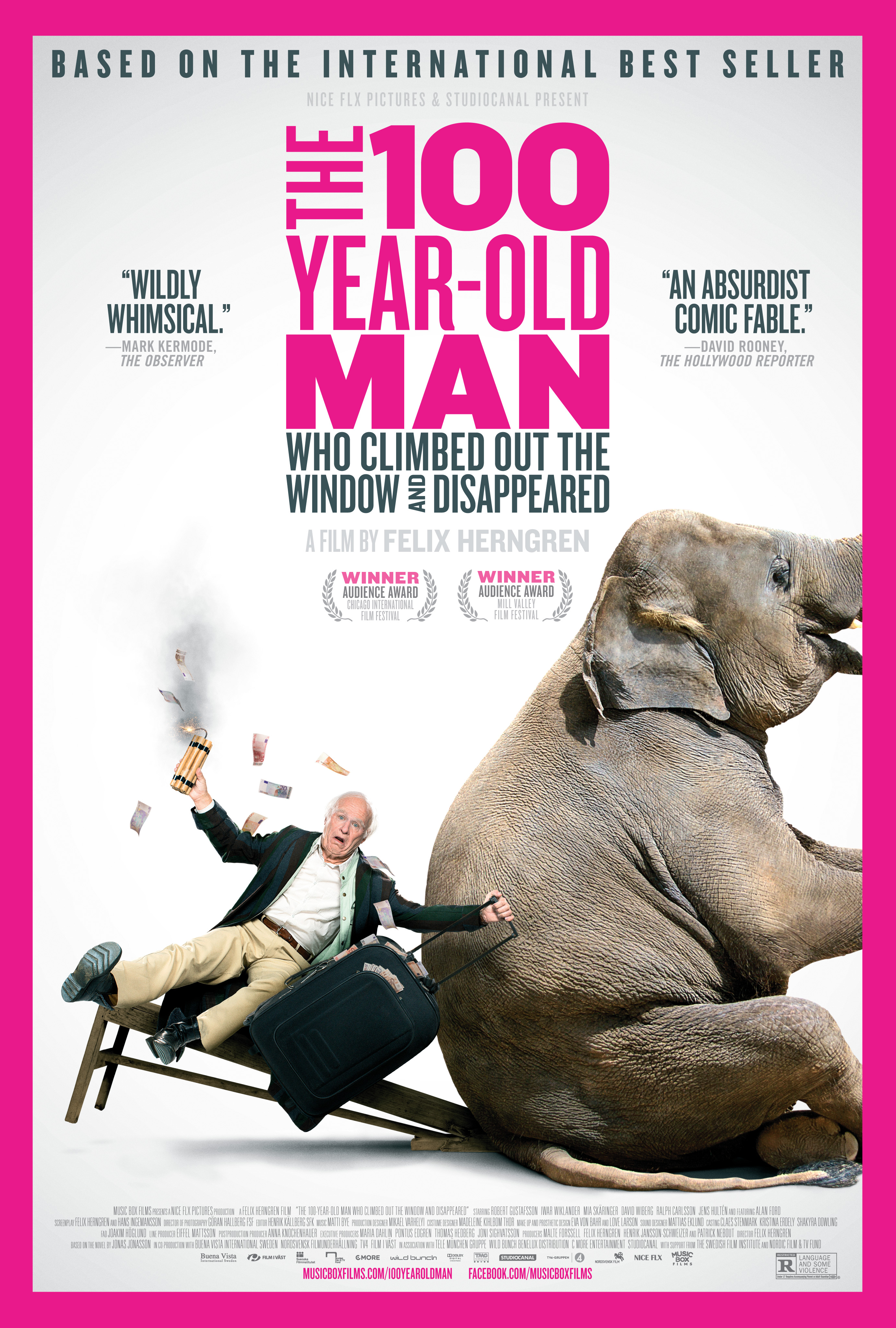 The 100 Year-Old Man Who Climbed Out the Window and Disappeared (2013) BluRay 480p, 720p & 1080p