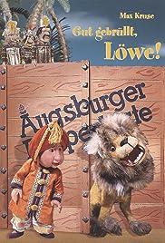 Gut gebrüllt Löwe Poster