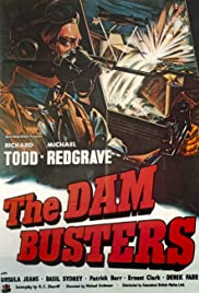 The Dam Busters (1955) Poster - Movie Forum, Cast, Reviews