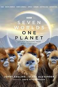Seven Worlds One Planet (2019) Poster - TV Show Forum, Cast, Reviews