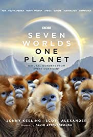 Seven Worlds One Planet Poster