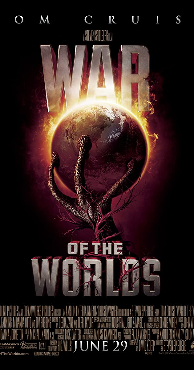 War Of The Worlds 2005 Imdb