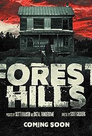Hillary Gillen, Scott Goldberg, Scott B. Hansen, and Melissa Malone in The Forest Hills
