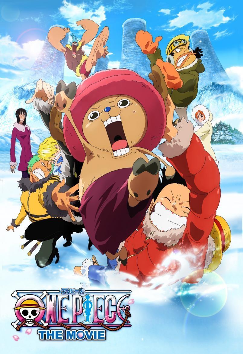One Piece - Il miracolo dei ciliegi in fiore
