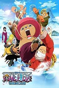 One piece: Episodo obu choppa + Fuyu ni saku, kiseki no sakura (2008)