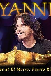 Yanni: Live at El Morro Poster