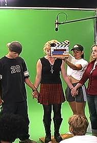 Celeste Marie Davis and Devin Witt in The Making of 'Purgatory House' (2005)