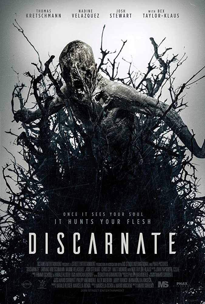 Discarnate / Décharnés (2018)  Streaming VF