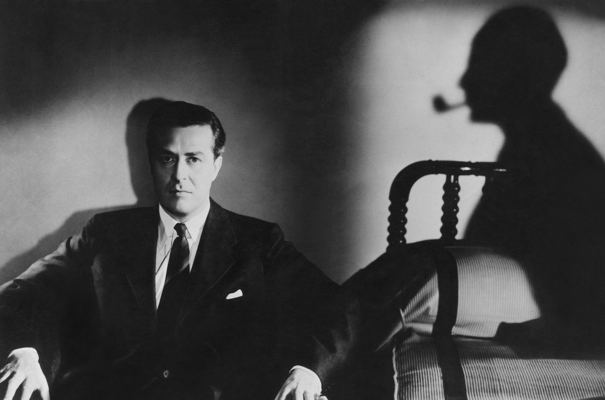 Ray Milland in Ministry of Fear (1944)