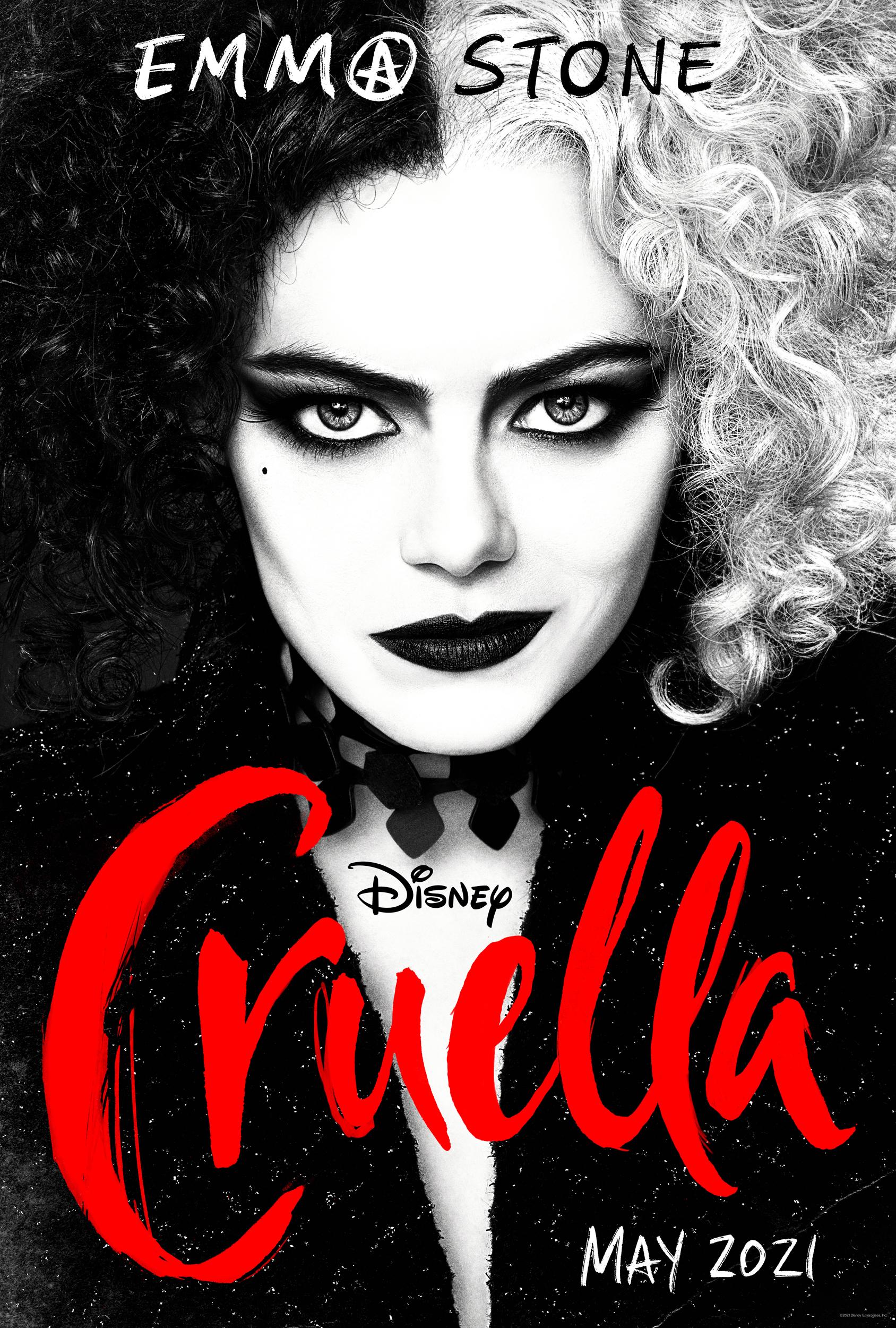 Cruella (2021) Dual Audio Hindi ORG 750MB DSNP BluRay 720p HEVC x265 ESubs Download
