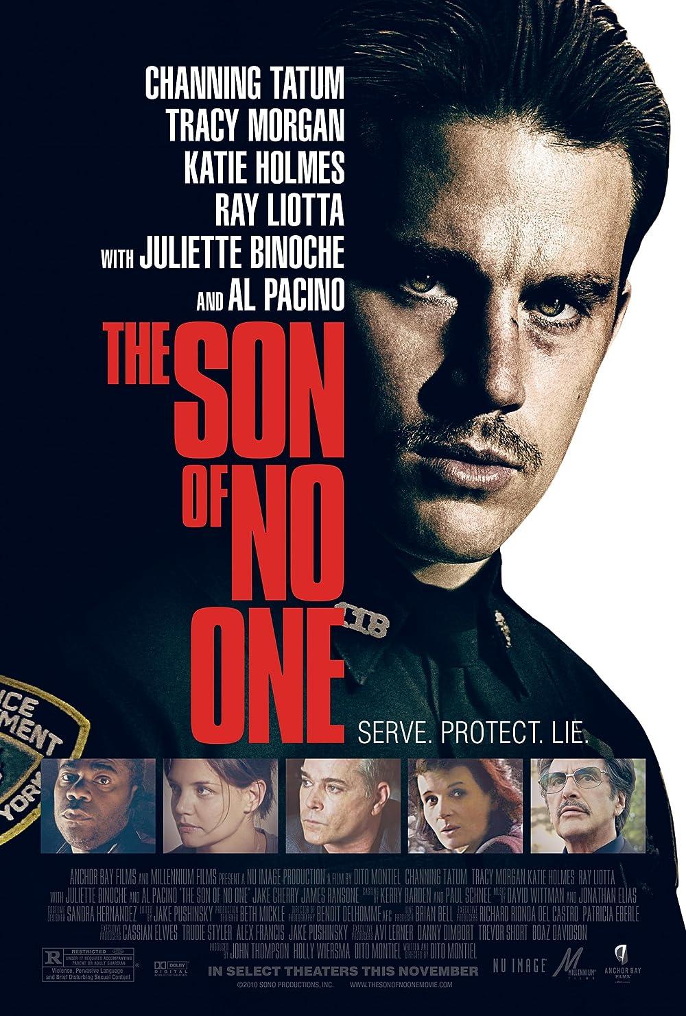 The Son of No One 2011 Hindi ORG Dual Audio 480p BluRay ESub 350MB x264 AAC