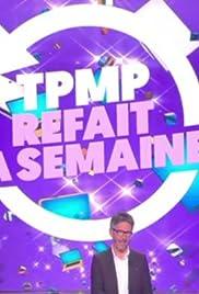 TPMP refait la semaine! Poster