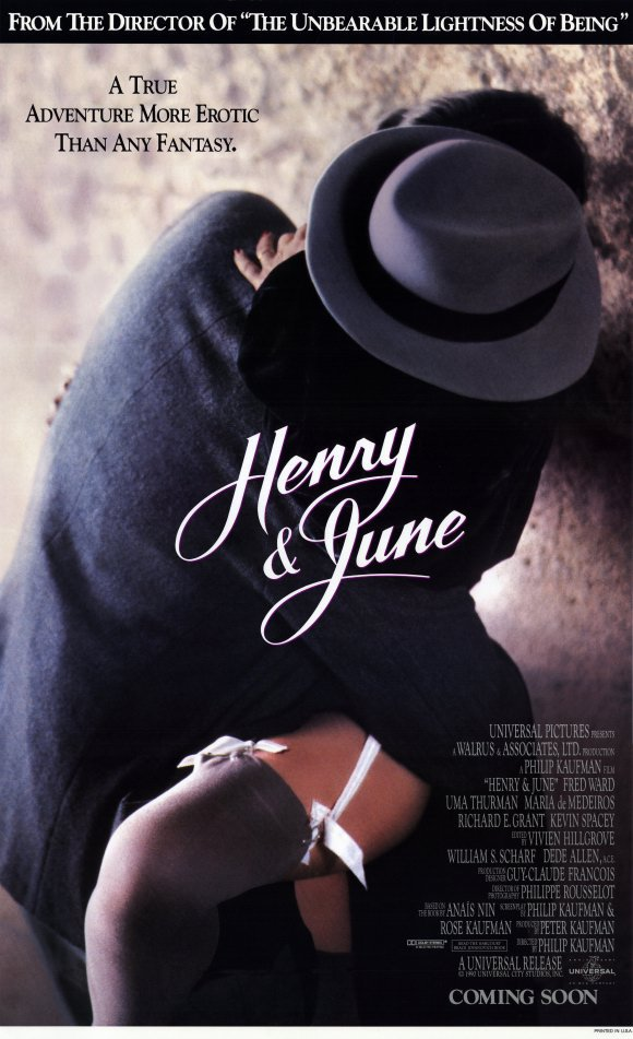 Henry And June Book