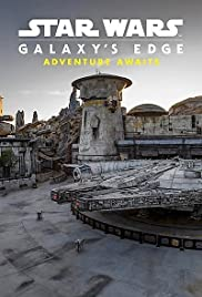 Star Wars Galaxy's Edge: Adventure Awaits Poster