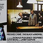 Michael Caine and Donald Pleasence in The Black Windmill (1974)