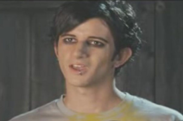 """Still of Andreas Robichaux in """"Ridiculously Emo"""""""