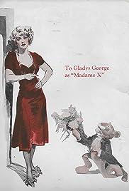 Madame X(1937) Poster - Movie Forum, Cast, Reviews