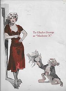 Madame X Lionel Barrymore