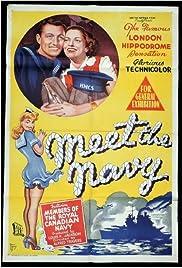 Meet the Navy Poster