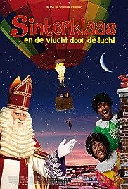 Sinterklaas en de Vlucht door de Lucht Poster