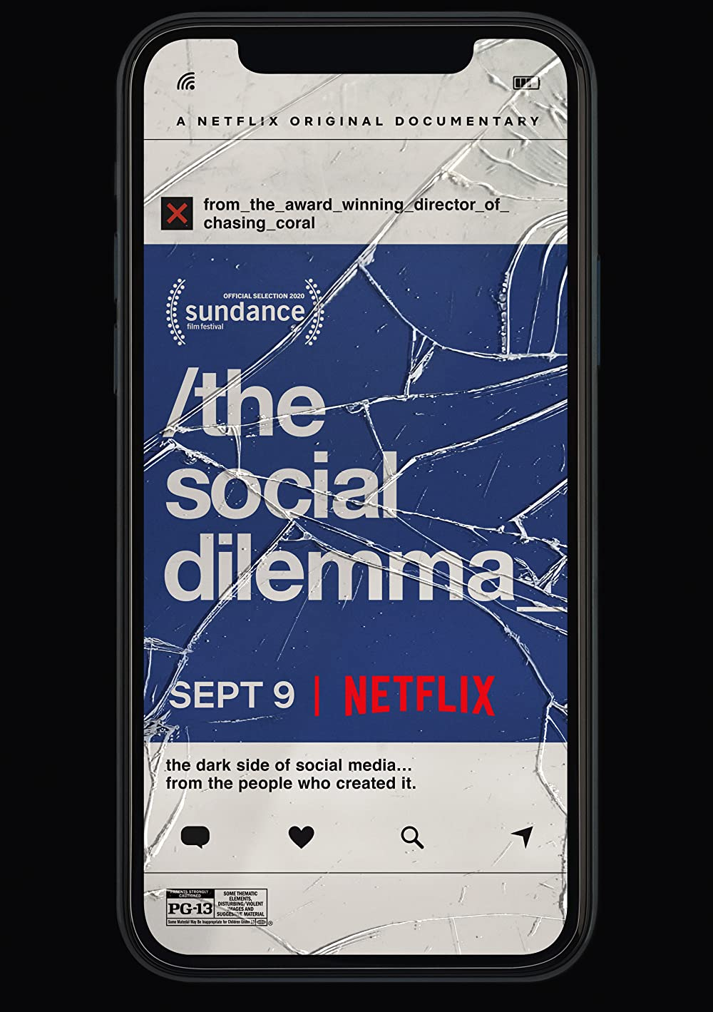 Das Dilemma mit den sozialen Medien: Directed by Jeff Orlowski. With Tristan Harris, Jeff Seibert, Bailey Richardson, Joe Toscano. Explores the dangerous human impact of social networking, with tech experts sounding the alarm on their own creations.