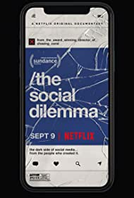 Shoshana Zuboff and Justin Rosenstein in The Social Dilemma (2020)