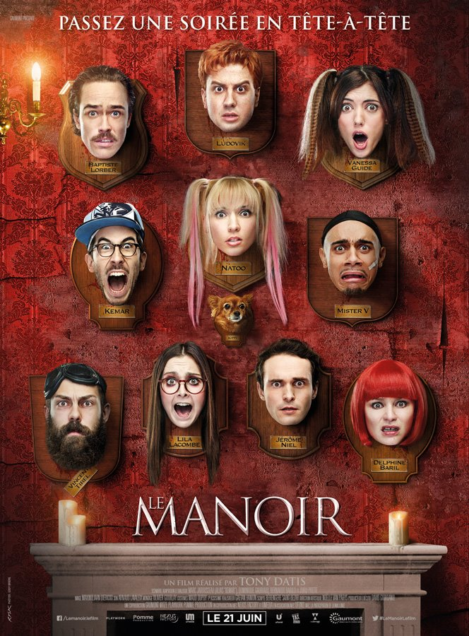 فيلم The Mansion مترجم