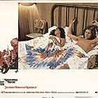 Victoria Racimo and Kristoffer Tabori in Journey Through Rosebud (1972)