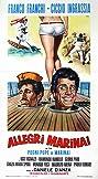 Pugni, pupe e marinai (1961) Poster