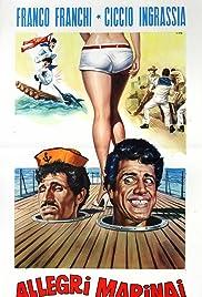 Pugni, pupe e marinai Poster