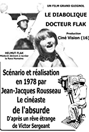 The Diabolical Dr. Flak (1980) with English Subtitles on DVD on DVD