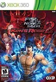 Fist of the North Star: Ken's Rage 2 Poster