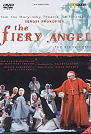 The Fiery Angel Poster