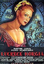 Lucretia Borgia Poster