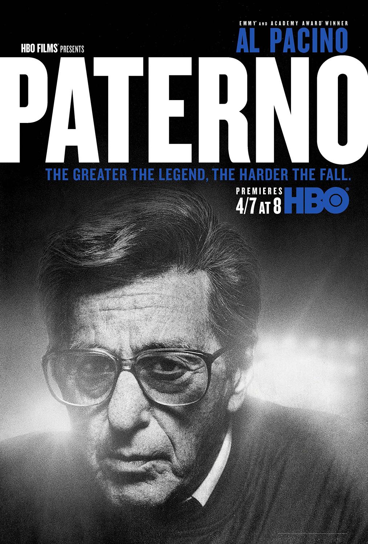 Al Pacino in Paterno (2018)