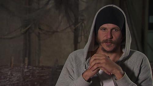 Vikings: Gustaf Skarsgard On Floki's Fighting Skills