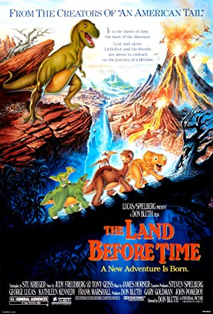 Where to stream The Land Before Time
